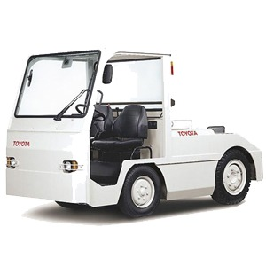 Toyota- electric towing tractor 2TE15-18- lift center