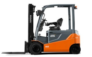 Toyota electrical forklift 8FBN 1.5 to 3 ton-liftcenter