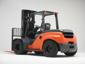 Toyota forklift 8FD 5 to 7 ton- liftcenter