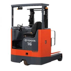 Toyota- reach truck- 7FBR 1 to 3 ton- lift centert