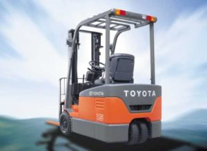 ToyotaThree Wheel forklift 7FBE 1 to 2 ton- liftcenter